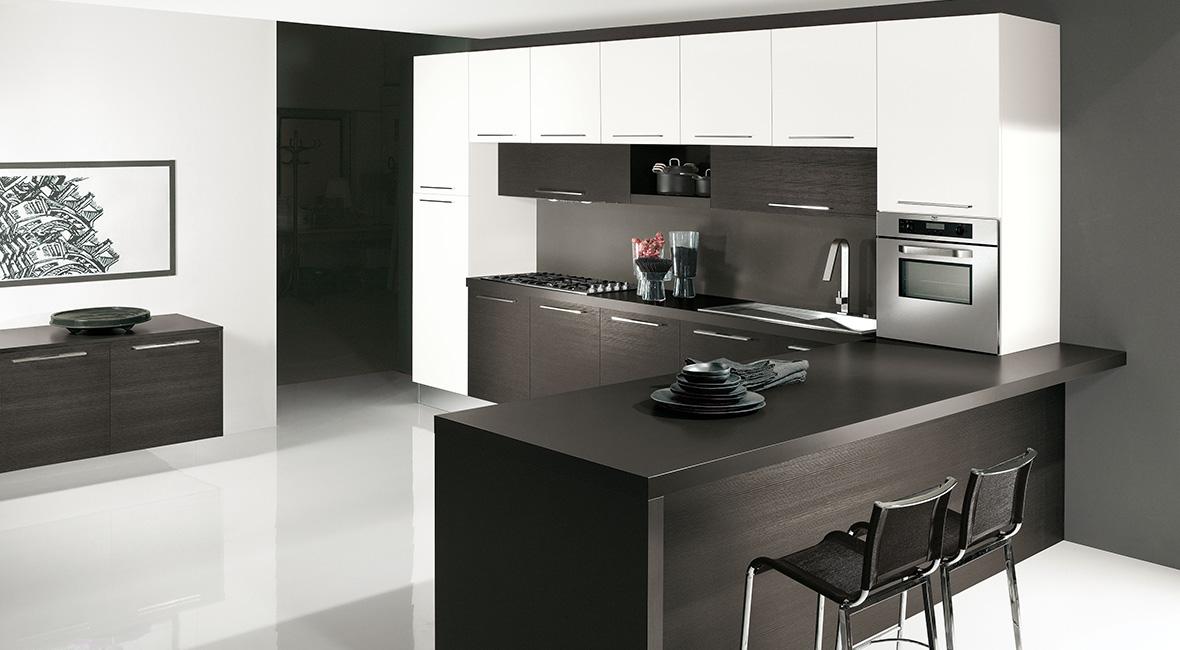 Cuisine arredo onda cuisine ouverte cuisine design for Cuisine salon moderne