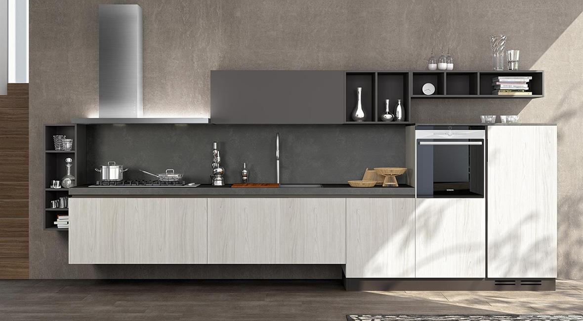 Cuisine Arredo Linea, cuisine sur mesure, cuisine design