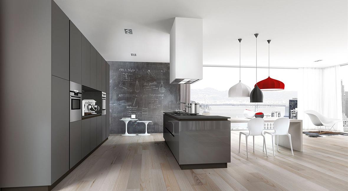Idee Carrelage Salle De Bain Bailleul : Cuisine Moderne 14 Jpg Pictures to pin on Pinterest