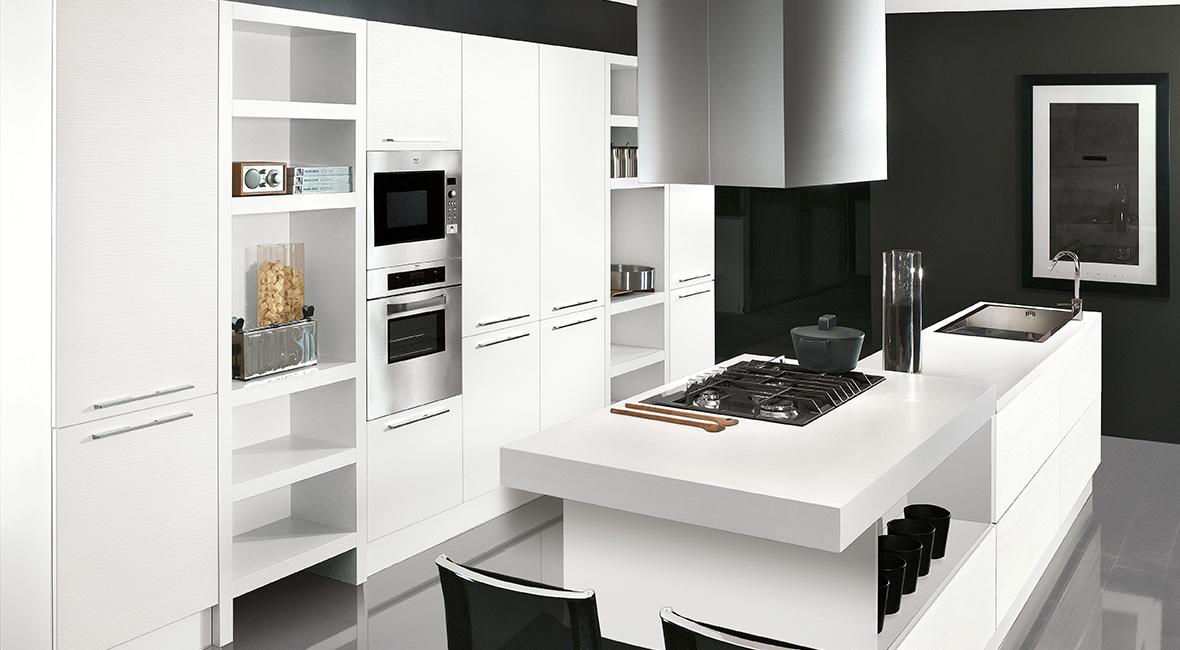 Cuisine arredo onda cuisine ouverte cuisine design for Cuisine ouverte moderne